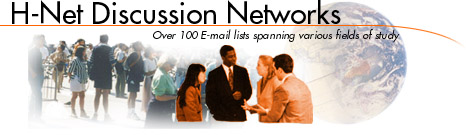 H-Net Discussion Networks, over 100 e-mail lists spanning various fields of study