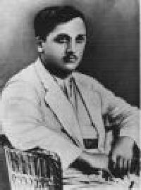 Photograph of the young Shoghi Effendi