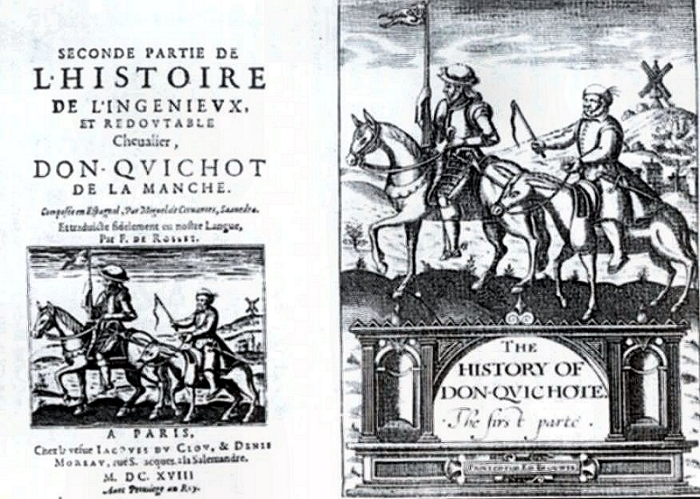 don quixote and his method to madness It is his madness makes him virtuous don belianis of greece to don quixote of la mancha sonnet don quixote braced his buckler on his arm.